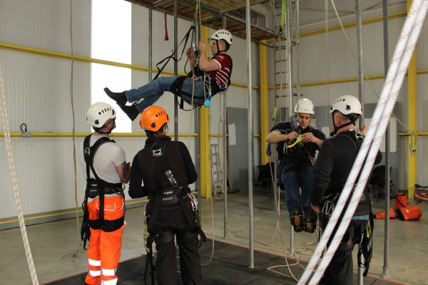 ISO Rope Access User London