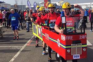 London Fire Brigade, heightec Phoenix, © London Fire Brigade 2016