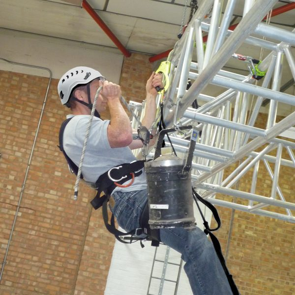 Work at Height in the Entertainment Industry