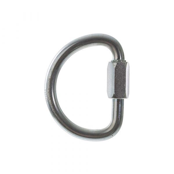 Steel Semicircle Screwlink