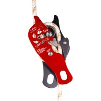 D011 Quadra Alloy open on rope
