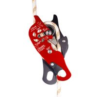 D012 Quadra Alloy opening side - open on rope