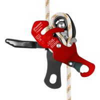 D321 Powerlock tower rescue and evacuation descender, alloy