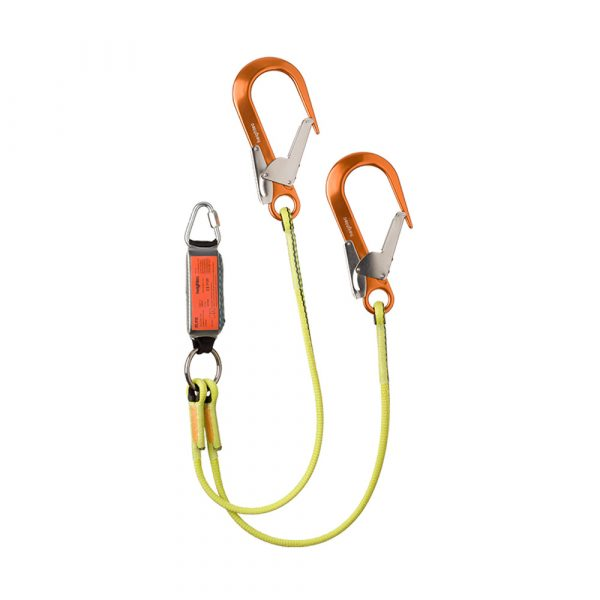 ELITE Twin lanyard 1.25m