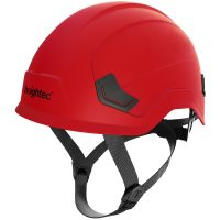 MH01R DUON unvented Helmet Red