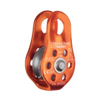 P01 Aluminium Personal Pulley 2cm side