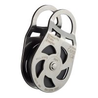 P04 Single Stainless Steel Pulley - 5cm