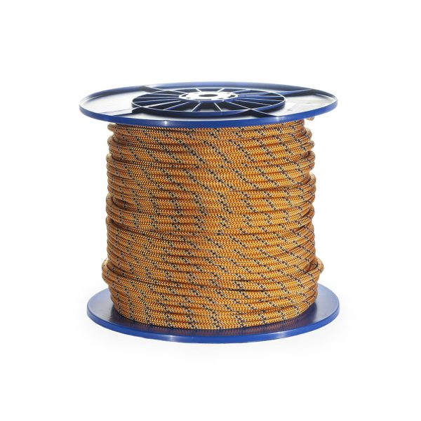 RS11R Tectra orange rope 11mm