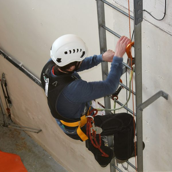 Using Height Safety Equipment
