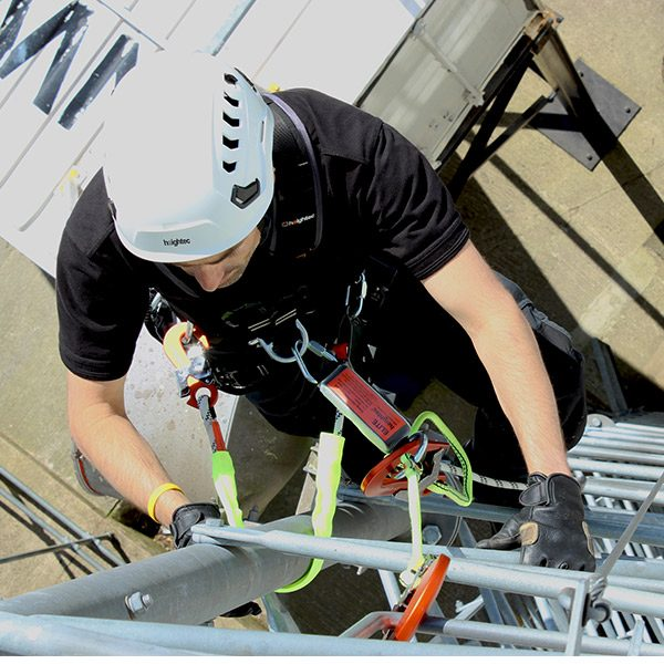 Using Height Safety and Rescue Equipment HART Revalidation