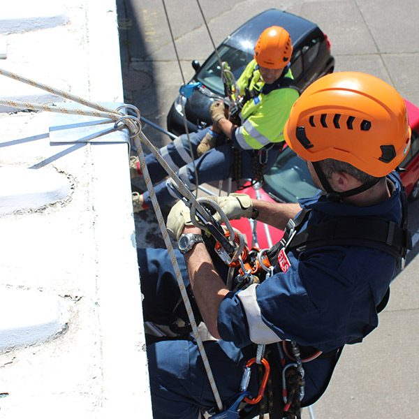 ISO Rope Access User