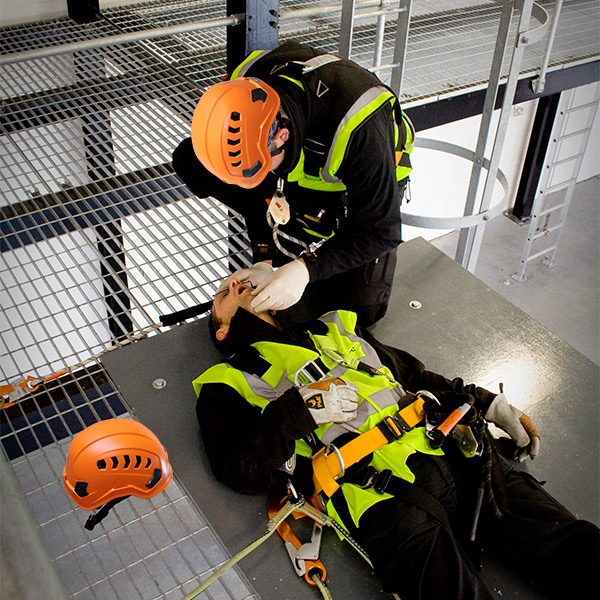Emergency First Aid at Height