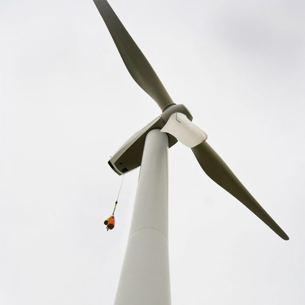 Wind Turbine Lifting Hoist Operations