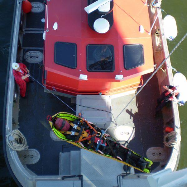TTS6U Advanced Hub Rescue for Wind Turbines