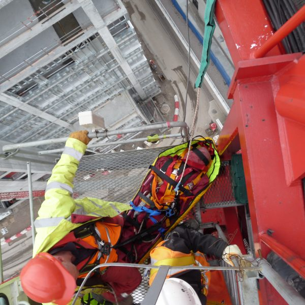 Tower Crane Resfresher Training