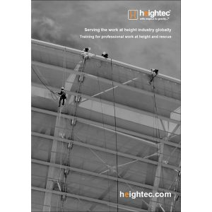 heightec Training Brochure