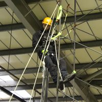 heightec Tower Climbing Aberdeen height safety centre