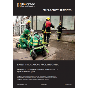 heightec Emergency Services Brochure 2017