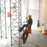 heightec Leeds Venue training rope access
