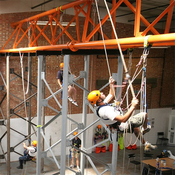 Using Height Safety Equipment - Entertainment Industry