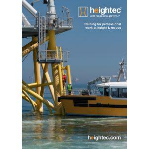 heightec Training Brochure