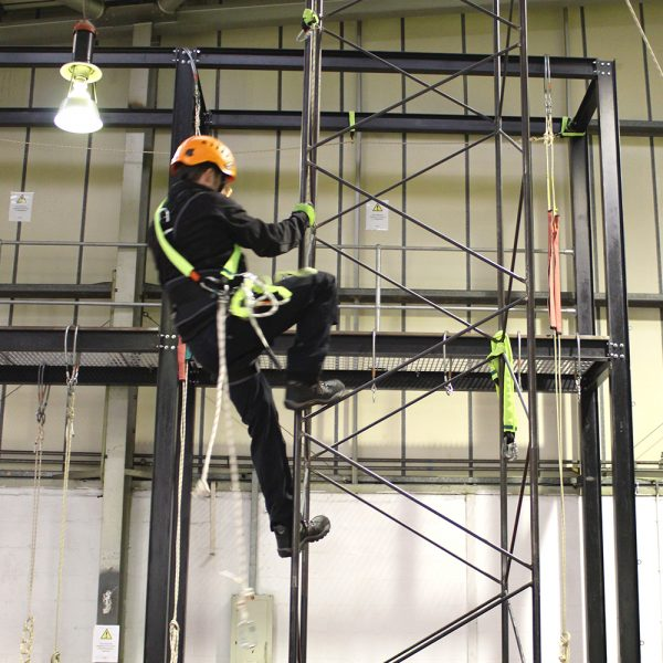 heightec Rope Access Aberdeen Work at height Equipment